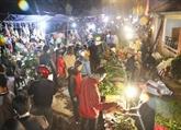 Un marché pour réveiller la tortue d'or