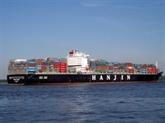 Le groupe sud-coréen Hanjin investit dans la livraison express