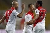 Ligue 1 : Monaco se rapproche du podium, Guingamp gagne à Nice