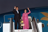 Entrevue entre le chef du gouvernement vietnamien et des dirigeants australiens