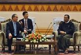 Le Vietnam souhaite une coopération intégrale avec le Myanmar