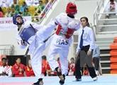 Taekwondo : les championnats d'Asie du Sud-Est à Hô Chi Minh-Ville