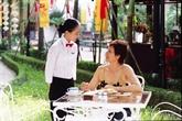 Joyeux anniversaire à l'hôtel Saigon Morin