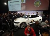 La Passat de Volkswagen élue