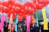 Ouverture du deuxième Festival de la poésie d'Asie-Pacifique à Hanoi