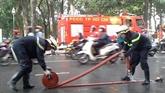 Hô Chi Minh-Ville : canicule et incendies menacent