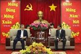 Deagu et Binh Duong promeuvent leur coopération dans la santé