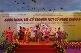 Le Nouvel An traditionnel de pays asiatiques fêté à Hanoi