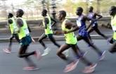 Marathon de Paris : de la chaleur et de la densité