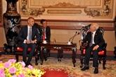 Hô Chi Minh-Ville et Kosice renforcent leur coopération