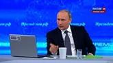 Poutine rassure les Russes : le pire de la crise est passé