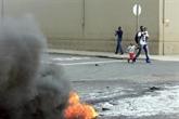Afrique du Sud : le président Zuma appelle à l'arrêt des violences xénophobes
