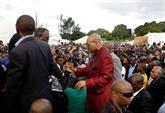 Afrique du Sud : le président Zuma invite les immigrés à rester