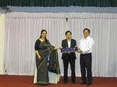Renforcer les échanges culturels Vietnam-Inde