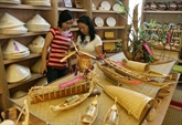 Artisanat : À Huê, les «mains d'or» sur le devant de la scène