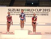 Coupe du Monde de Gymnastique Aérobic Suzuki 2015 : quatre médailles pour le Vietnam