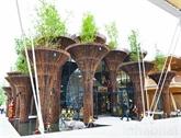 La maison lotus du Vietnam à l'Exposition universelle de Milan