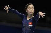 Gymnastique : Hà Thanh remporte une médaille d'or à la Coupe du monde