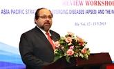 Colloque sur la lutte contre les maladies émergentes