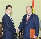 Le Vietnam souhaite promouvoir sa coopération avec le Pérou