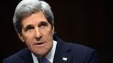 Kerry, porte-voix d'un accord controversé de libre-échange en Asie-Pacifique
