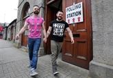 L'Irlande attend le résultat du référendum historique sur le mariage gay