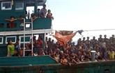 Des pays discutent du traitement des phénomènes migratoires des Rohingyas