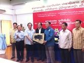Le Vietnam aide le Laos dans la formation de reporters