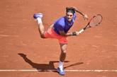 Roland-Garros - Sharapova et Federer continuent, pas Halep