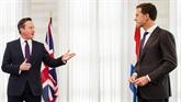 Le Premier ministre de la Grande-Bretagne en visite aux Pays-Bas et en France