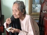 Mme Nguyên Thi Trù est reconnue la doyenne de l'humanité par Worldkings
