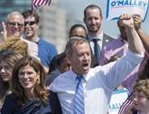 États-Unis : le démocrate O'Malley se lance dans la course à la présidentielle