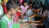 Elle assure un futur à trente enfants défavorisés