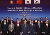 Les ministres des Finances de l'ASEAN + 3 affirment le renforcement de l'économie régionale