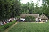 Plus de 136.000 touristes à la zone de vestige spécial de Kim Liên
