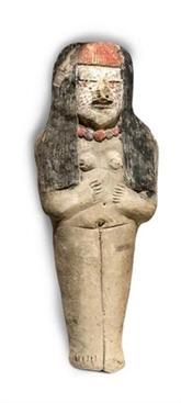 Découverte de statuettes vieilles de 3.800 ans