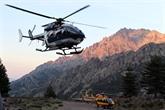 Accident de montagne en Corse : un quatrième mort, reprise des recherches