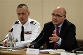 Germanwings : le procureur rencontre les familles de victimes à Paris
