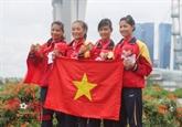 SEA Games 28 : 65 médailles d'or pour le Vietnam