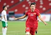 Football : l'U23 du Vietnam décroche la médaille de bronze aux 28es SEA Games