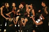 Des extraits de la comédie musicale Broadway joués au Vietnam