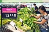 Exportations de produits agricoles via les supermarchés