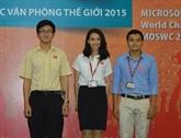 Informatique : bilan du concours MOSWC 2015 au Vietnam