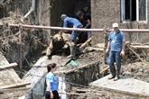 Inondations à Tbilissi : 13 morts, les recherches continuent