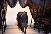 Fashion Week masculine à Milan : transparences et chinoiseries