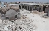 Syrie : le plus célèbre musée de mosaïques dévasté par des barils d'explosifs