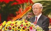 Le chef du PCV félicite la presse révolutionnaire nationale