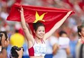Un carton dans les disciplines olympiques aux SEA Games 28