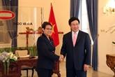 Vietnam et Indonésie promeuvent leurs relations de partenariat