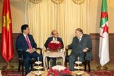 Le Premier ministre termine sa visite officielle en Algérie